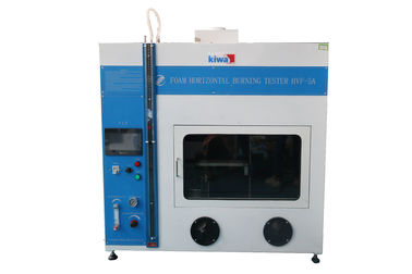 UL94 Foam Horizontal Burning Tester Tekanan Gas 0.1MPa 230V 50Hz